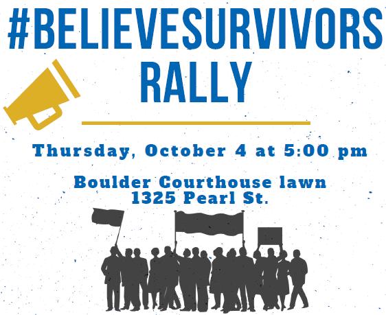 Believesurvivors Press Release Mental Health Partners