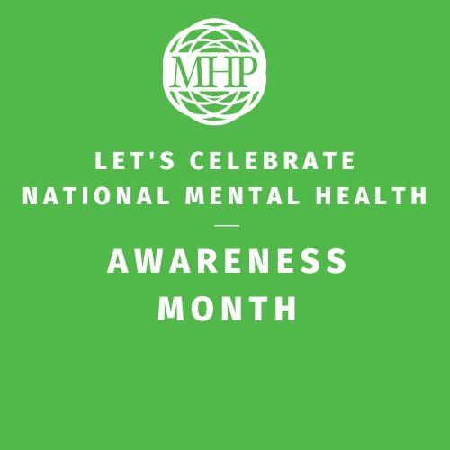 Copy Of Mental Health Awareness Month Web Banner Mental Health Partners