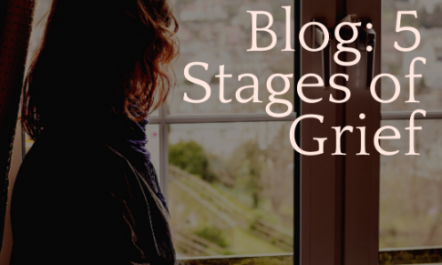 Weekly Wellness Blog: Learn The Stages of Grief