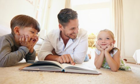 Storytelling to Help Children Cope with Changes in Schools and Daycares