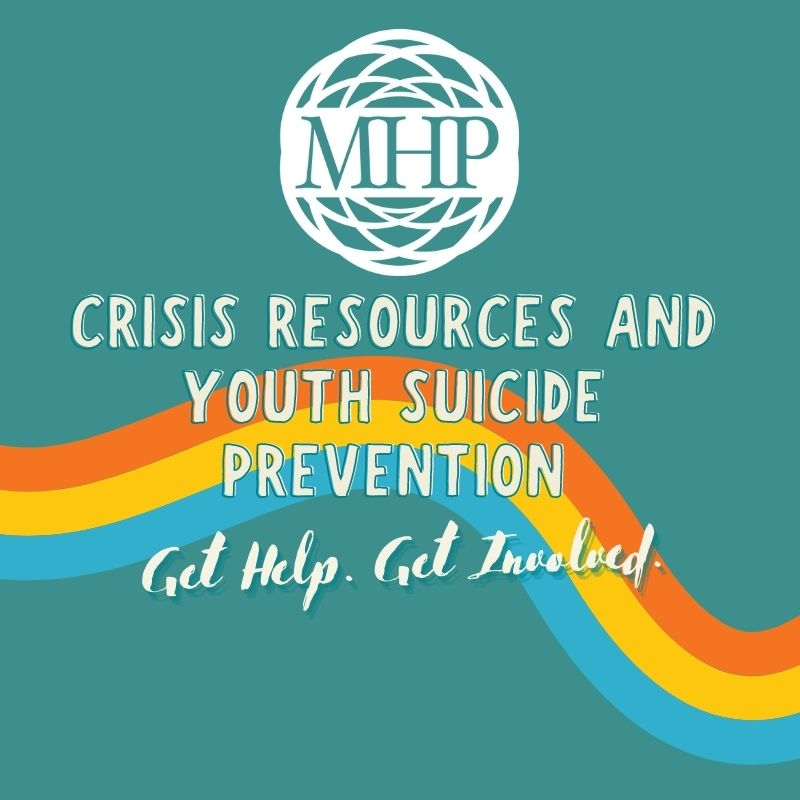 Crisis Resources and Youth Suicide Prevention