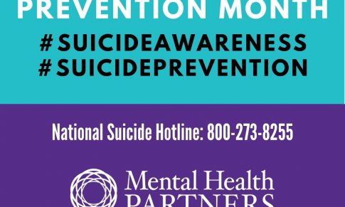 MHP Recognizes Suicide Prevention Month 2020