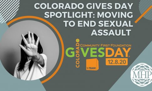 Colorado Gives Day Spotlight: Moving to End Sexual Assault