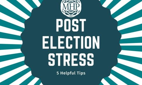 Post Election Stress: 5 Helpful Mental Health Tips