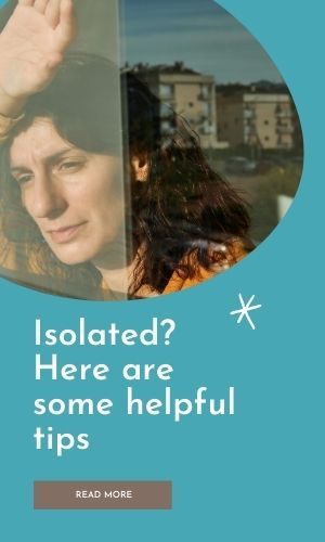 Mental Health Tips: Isolation During COVID-19