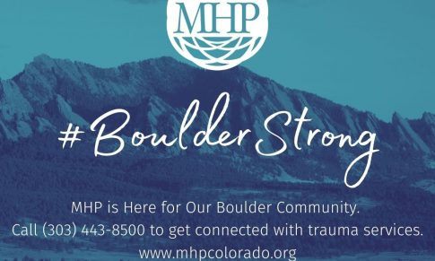 Navigating through One Month of Grief, Trauma in Boulder